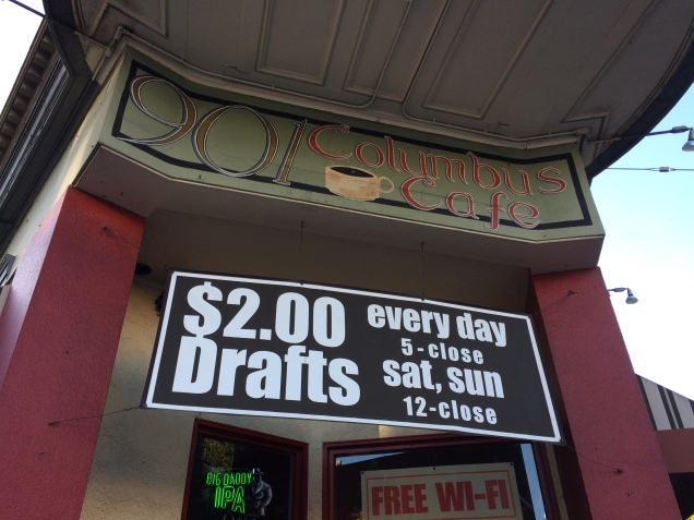 $2 drafts. Enough said!