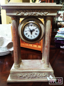 WCB Thrift Finds Clock