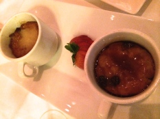 Bread Pudding at Criollo