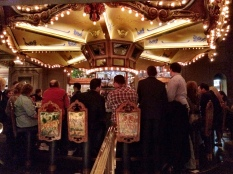 The Carousel Bar at Hotel Monteleone