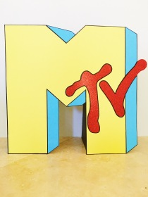 MTV from the front